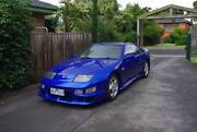 Nissan 300zx, z32, 2+0, 1989,  Manual, N/A, Custom Metallic Blue Watsonia North Banyule Area Preview