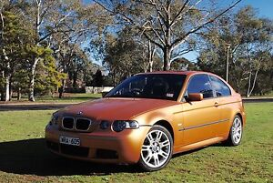 2003 BMW 3 Hatchback Ainslie North Canberra Preview