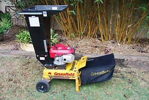 Greenfield Piecemaker 5.5HP Honda engine Chipper Shredder Mulcher Panania Bankstown Area Preview