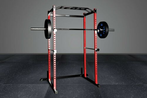 Power Rack Squat Rack Home Gym Body Weightlifting Exercise Fitness