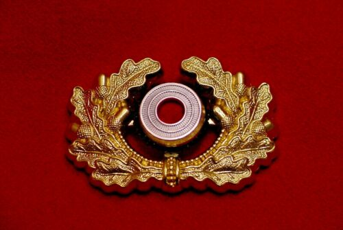 GERMAN WREATH AND COCKADE - GENERAL OFFICER - WEHRMACHT - REPRODUCTION