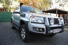 2007 Toyota LandCruiser Prado Customised Turbo Diesel 4x4 Alice Springs Alice Springs Area Preview