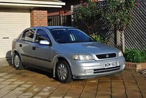 Holden Astra Hatchback MY01 Lobethal Adelaide Hills Preview
