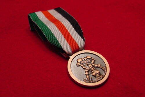 ITALO-GERMAN AFRICAN CAMPAIGN MEDAL 1942 - REPRODUCTION