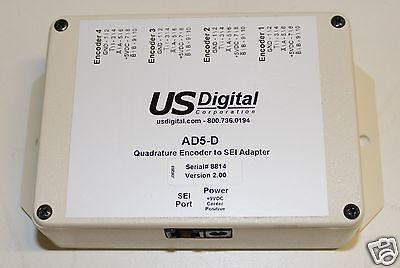 Us Digital Ad5-d Quadrature Encoder To Sei Adapter Module V2.0