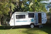 Urgent Sale due to illness - Beautiful 17' Jayco Freedom Caravan Wynnum West Brisbane South East Preview