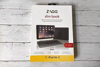 Zagg Slim Book iPad Air 2 -Gold