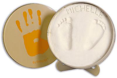 Baby Art MAGIC BOX Natural Baby Hand/Footprint Clay Casting Imprint Kit BN