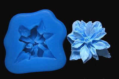 Sugarcraft Silicone Mold Sugarpaste Fondant Flower Mould Chocolate Flower 1523