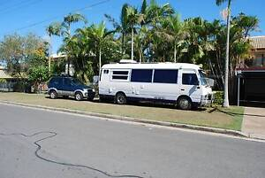 Toyota Coaster motor home Browns Plains Logan Area Preview