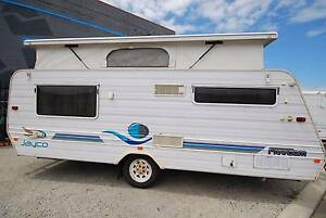 2004 Jayco Freedom #4413C Bellevue Swan Area Preview