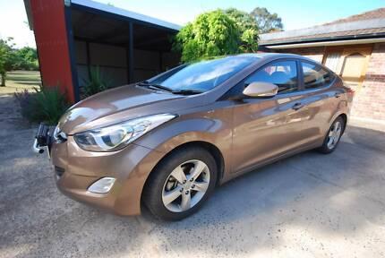 Hyundai Elantra Elite 2013 Horsham Horsham Area Preview