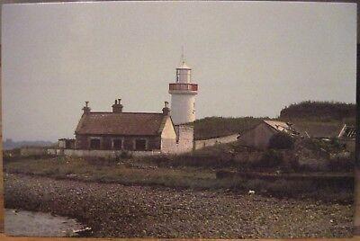 Irish Postcard SCATTERY ISLAND Lighthouse Series Clare IRELAND John Eagle 27B