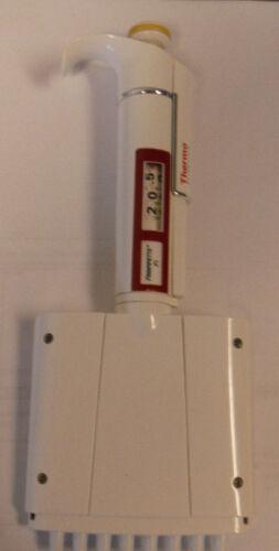 Thermo Scientific™Finnpipette F1® 8-channel 5-50µL Pipettor Pipette