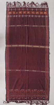 Antique INDONESIA North Sumatra Toba Batak ulos textile