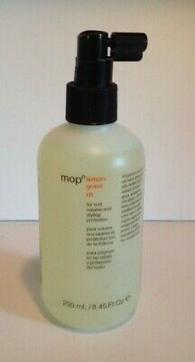 MOP Bath & Body Works Lemongrass Lift 8.45 oz Root Volume Styling Protect Nozzle