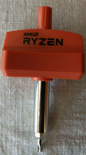 AMD Ryzen Threadripper Torx torque screw driver star wrench