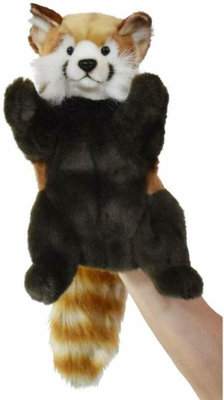 HANSA Red Panda 20 Hand Puppet Animal BH4027