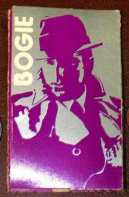 Vintage Collector Cigarette Rolling Paper Bogie Joint Promotions