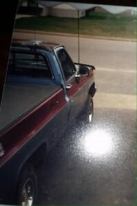 Looking for my old 82 chevy