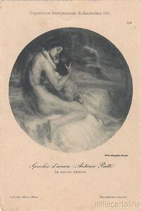 AUTOGRAFO-Quadro-e-firma-di-Antonio-Piatti-Esposizione-di-Amsterdam-1912