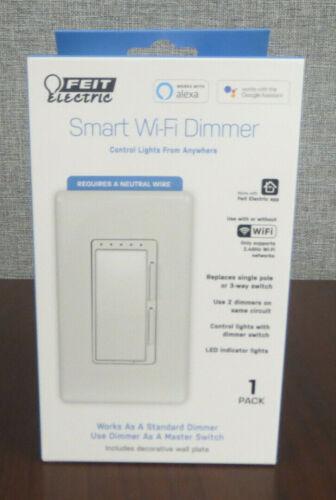 Feit Electric Feit Smart Wi-Fi Light Dimmer 3-WAY Switch