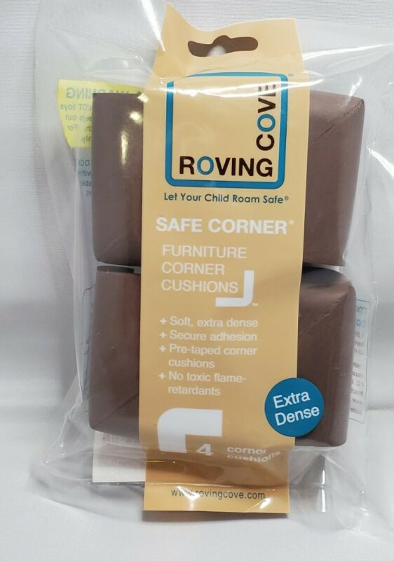 Roving Cove - Baby Proofing Edge Corner Guards - Safe Edge Corner Cushion - New