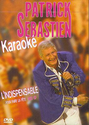 Patrick Sébastien : Karaoke - L'indispensable pour faire la fête - Best of (DVD)