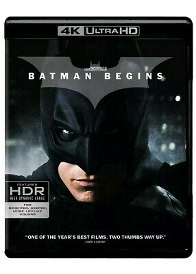 Batman Begins Ultra HD