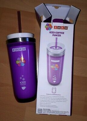 Zoku Iced Coffee Maker * Eis * Smoothie * Gertränkekühler * Icemaker * Neu/Ovp