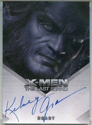 Kelsey Grammer The Beast (X-Men: The Last Stand auto Kelsey Grammer as Beast autograph)