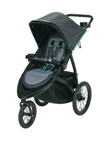 New Graco RoadMaster Jogging Stroller - Lake Green 2013733 b