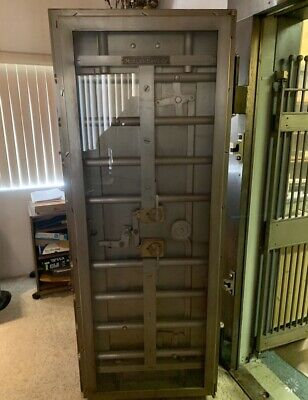 Excellent Mosler Safe Co. Bank Vault Door Bank Vault Gun Safe Safe Room Door