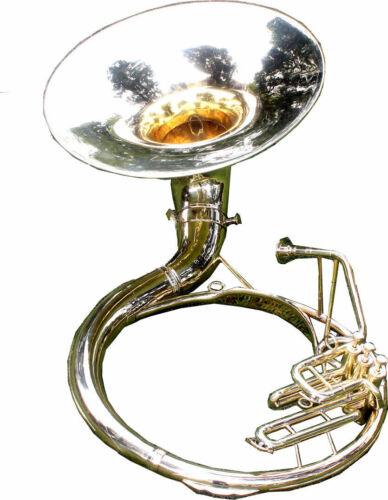 Sousaphone 100 % Brass 22