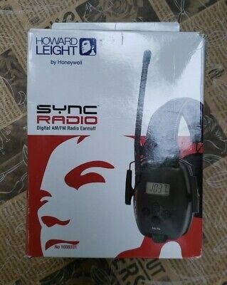 Howard Leight Sync Radio Digital Amfm Earmuff 1030331