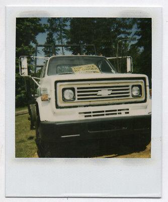 PHOTO Couleur Polaroïd Voiture Auto Automobile américaine For Sale 1994 (Polaroid For Sale)