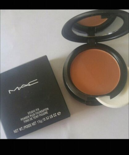 mac nw45 studio fix powder plus foundation
