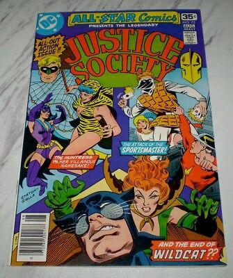 All Star Comics #73 NM+ 9.6 OW pages Unrestored 1978 DC JSA - Huntress