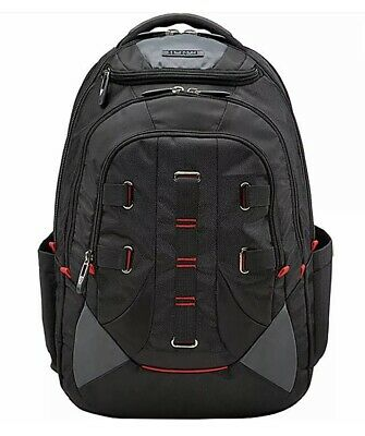 Samsonite Crosscut Backpack. MSRP $104.99.   Black Red Accents. $29.99.