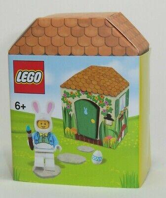 Lego - Mann im Osterhasenkostüm mit Ei und Pinsel, Nr. 5005249, OVP - - Kostüm Mit Karton