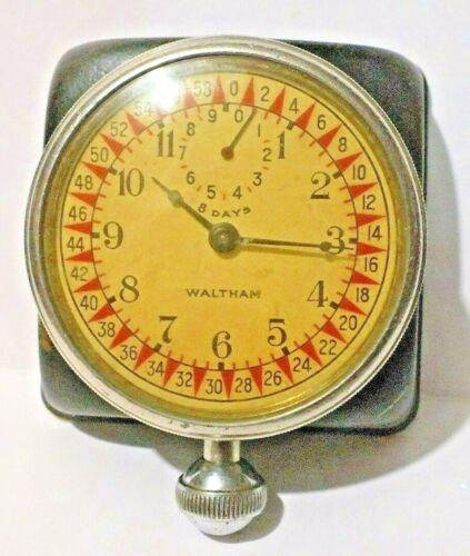 Waltham Watch Co. 8 Days forTelephone Switchboard KS-6422