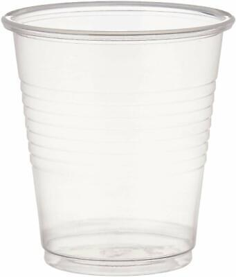 Dynarex Disposable 3 oz.Plastic Drinking Cups, 100 Per Packa
