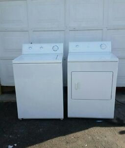 Frigidaire Washer and Dryer Set, free delivery