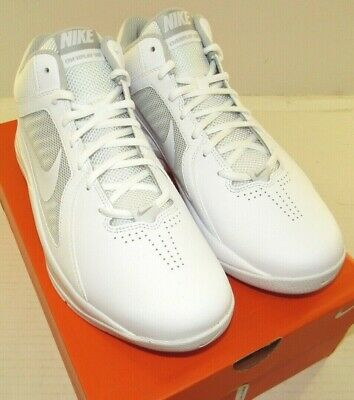 NIKE Overplay VIII Men's Basketball Shoes 637382-101   NEW