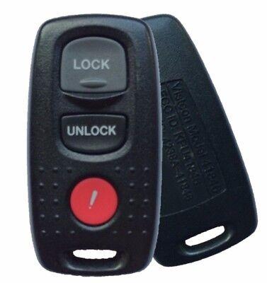 04-05-06 Mazda6 Mazda3 Keyless Remote Key Entry Fob Transmitter KPU41846 OEM