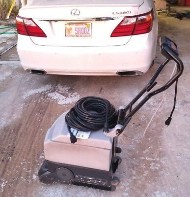 Clarke Floor Maintainer Scrubber Micro Matic 14e Hard Surface Cleaner