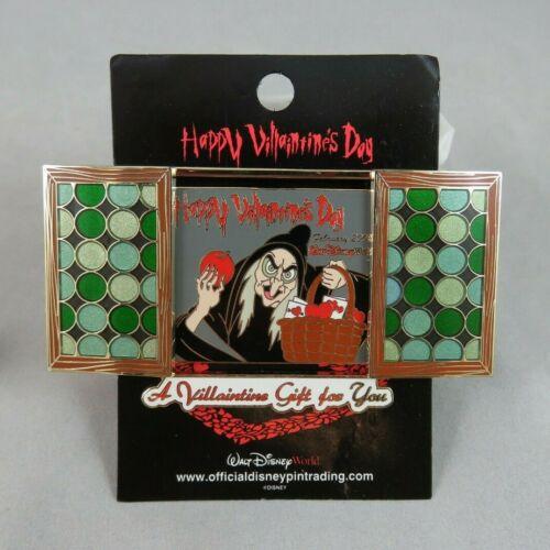 Walt Disney World Pin - Happy Villaintine