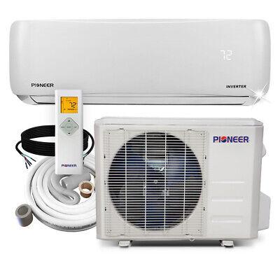 Pioneer 18000 BTU 208/230V Ductless Mini Split Air Condition
