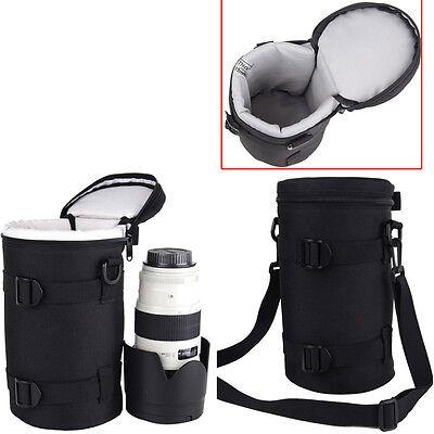 DSLR Canon Nikon Kamera Schulter Objektiv Tasche Gepolstert Beutel Wasserdicht ()
