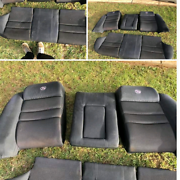 Hsv rear seats vy vx vt Commodore clubsport holden   Eagle Vale Campbelltown Area Preview